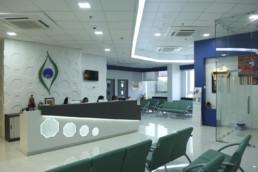 Waiting Room - Shree Ramakrishna Netralaya – Eye Care Specialty Hospital
