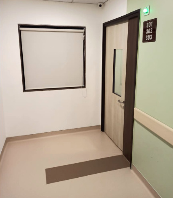 Lobbies & Corridors - Door, Floor & Signage