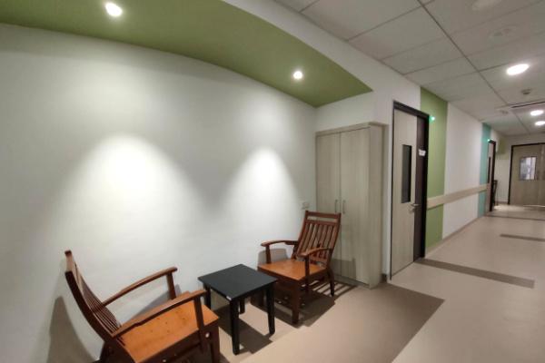 Lobbies & Corridors - Niche Area