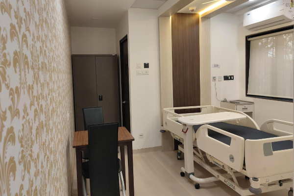 Specialised Rooms - Deluxe Room