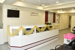 Laxmi Charitable Trust - Reception Area - 1st Floor